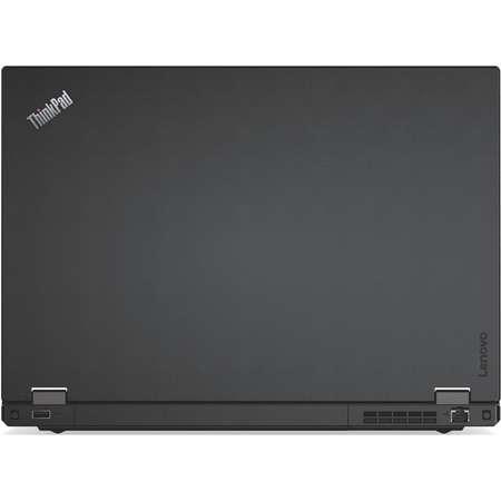 Laptop Lenovo ThinkPad L570 15.6 inch Full HD Intel Core i5-7200U 8GB DDR4 1TB HDD FPR Midnight Black