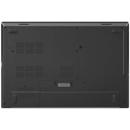 Laptop Lenovo ThinkPad L570 15.6 inch Full HD Intel Core i5-7200U 8GB DDR4 256GB SSD FPR Midnight Black