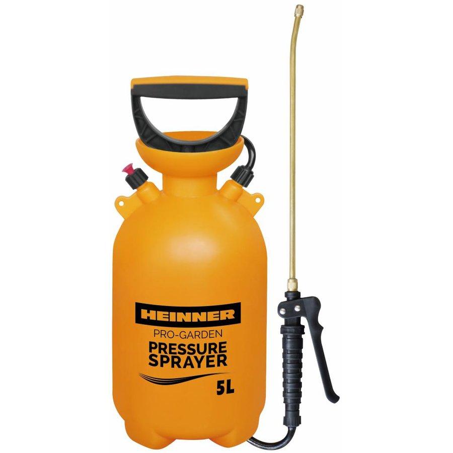 Pulverizator cu presiune GPV003 5 Litri Portocaliu thumbnail