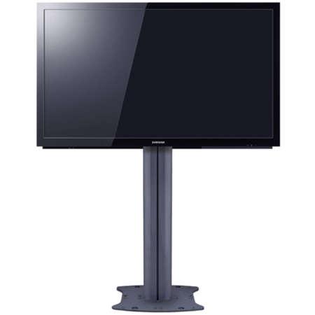 Stand pentru 2 televizoare Multibrackets 165 cu baza fixa 46 - 63 inch Negru