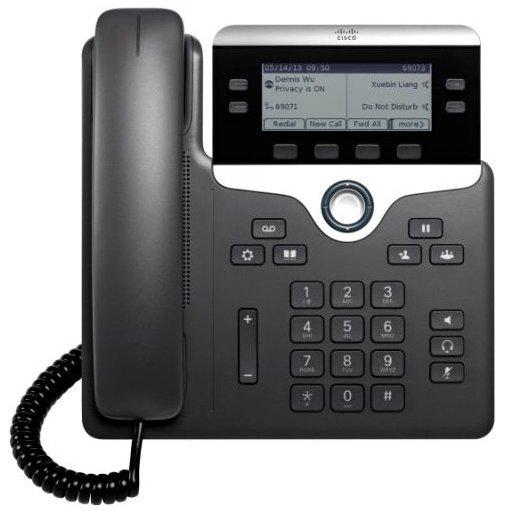 Telefon fix CP-7841-K9= Black thumbnail
