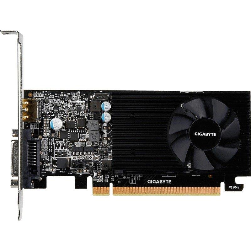 Placa video nVidia GeForce GT 1030 Low Profile 2GB DDR5 64bit thumbnail