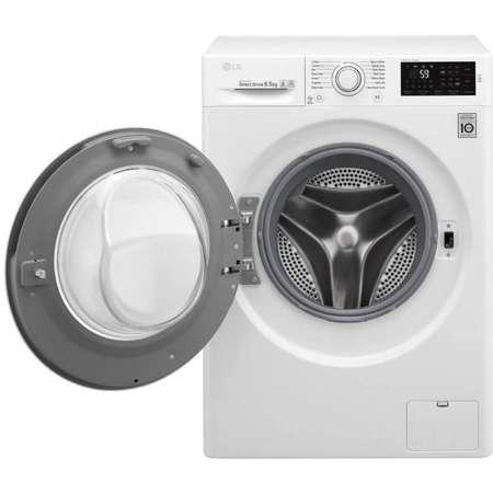 Masina de spalat rufe LG Titan C5  F0J5WN3W  6.5 kg  1000 RPM  Clasa A+++ Alb