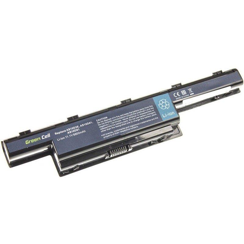 Baterie Laptop Alac4741-66 6600 Mah 9 Celule Pentru Packard Bell Easynote Ns85