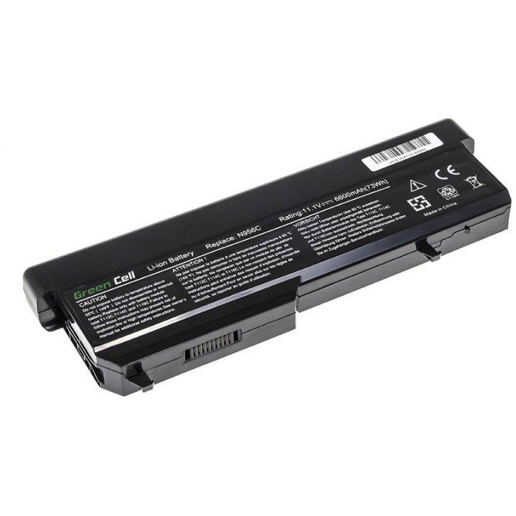 Baterie Laptop Alde1310-66 6600 Mah 9 Celule Pentru Dell Vostro 1310 1320 1510 1511 1520 2510