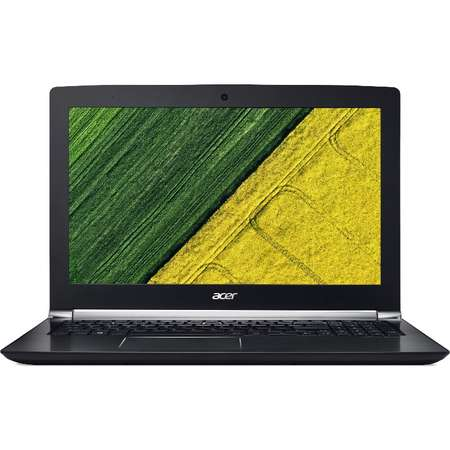 Laptop Acer Aspire Nitro VN7-593G-75FP 15.6 inch Full HD Intel Core i7-7700HQ 8GB DDR4 256GB SSD nVidia GeForce GTX 1060 6GB Linux Black