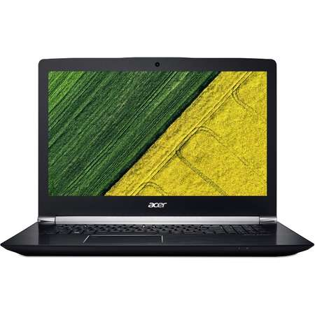 Laptop Acer Aspire Nitro VN7-793G 17.3 inch Full HD Intel Core i7-7700HQ 16GB DDR4 1TB HDD 512GB SSD nVidia GeForce GTX 1050 Ti 4GB Linux Black