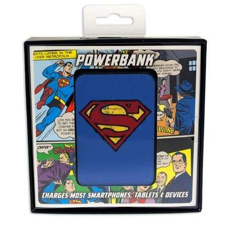 Acumulator extern Licensed 5000 mAh Superman Vintage