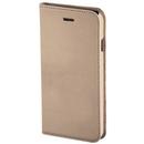 Booklet Slim Gold pentru Samsung Galaxy A3