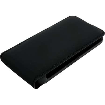 Husa Flip Cover Tellur pentru iPhone 4/4s Black
