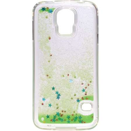 Husa de protectie Tellur Glitter pentru Samsung Galaxy S5 Green