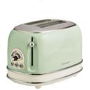 Prajitor de paine Ariete 0155 Vintage 2 felii 810W Verde