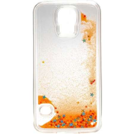 Husa de protectie Tellur Cover pentru Samsung S5 Glitter Pink Dark