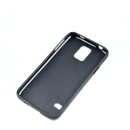 Husa de protectie Tellur pentru Samsung Galaxy S5 Silicon Black