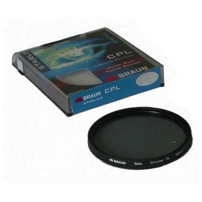 Filtru Starline CPL 58 mm thumbnail