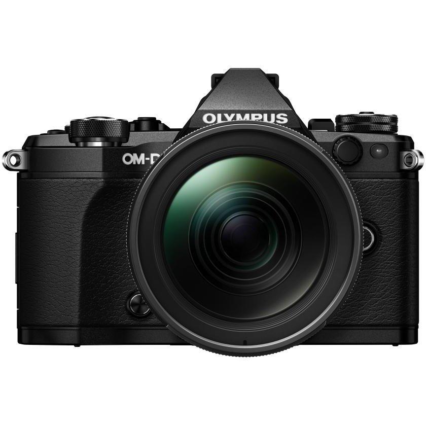 Aparat foto Mirrorless E-M5 Mark II black + obiectiv 12 - 40 mm thumbnail