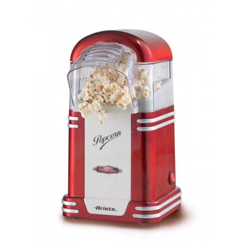 Aparat popcorn Popper Party Time Capac protectie Design Retro