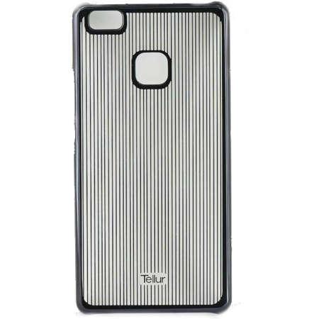 Carcasa Tellur Huawei P9 Lite Dungi Verticale Negru