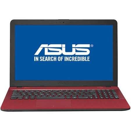 Laptop Asus X541UJ-GO424 15.6 inch HD Intel Core i3-6006U 4GB DDR4 500GB HDD nVidia GeForce 920M 2GB Endless OS Red