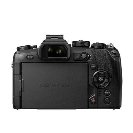 Aparat foto Mirrorless Olympus OM-D E-M1 Mark II 20 Mpx Black Body