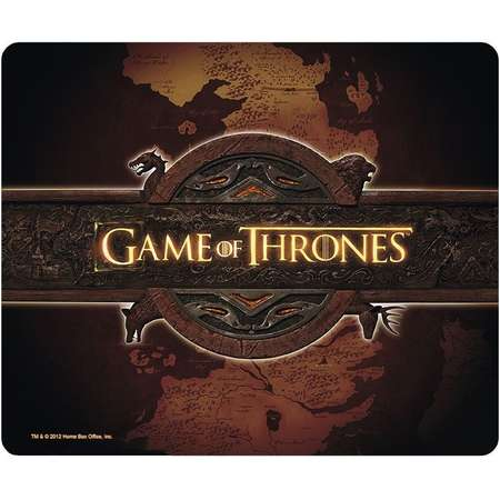 Mousepad ABYStyle Game Of Thrones Logo & Card