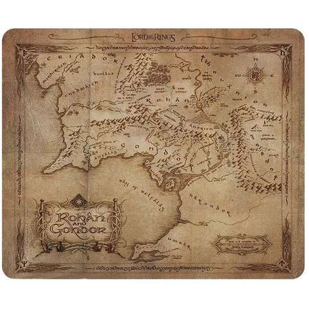 Mousepad ABYStyle Lord of the Rings Rohan & Gondor Map