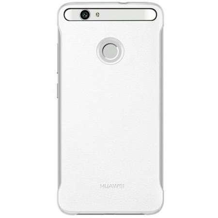 Capac protectie spate pentru Huawei Nova White