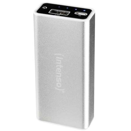 Acumulator extern Intenso Power Bank A5200 5200 mAh Silver