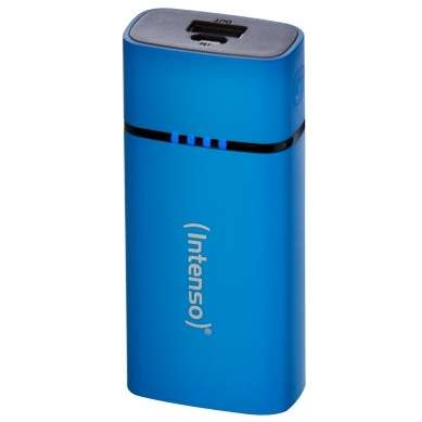 Acumulator extern Intenso Power Bank P5200 5200 mAh Blue