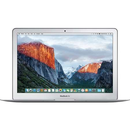 Laptop Apple MacBook Air 13 13.3 inch WXGA+ Intel Broadwell i5 1.8 GHz 8GB DDR3 128GB SSD Intel HD Graphics 6000 Mac OS Sierra INT keyboard