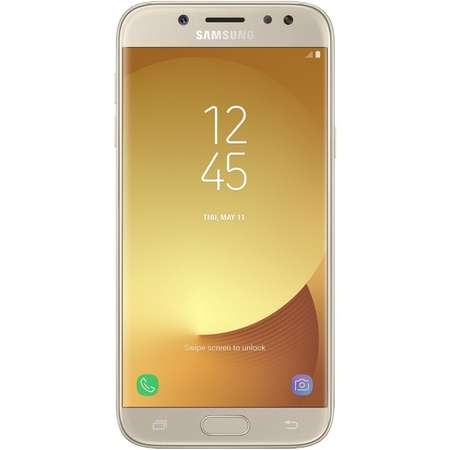 Smartphone Samsung Galaxy J5 2017 J530F 16GB Dual Sim 4G Gold