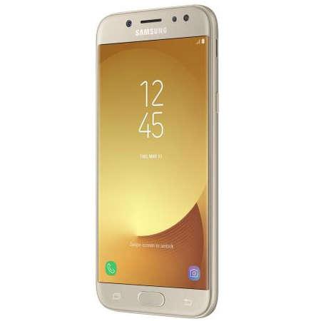 Smartphone Samsung Galaxy J7 2017 J730F 16GB Dual Sim 4G Gold