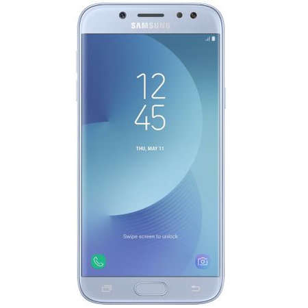 Smartphone Samsung Galaxy J7 2017 J730F 16GB Dual Sim 4G Silver Blue