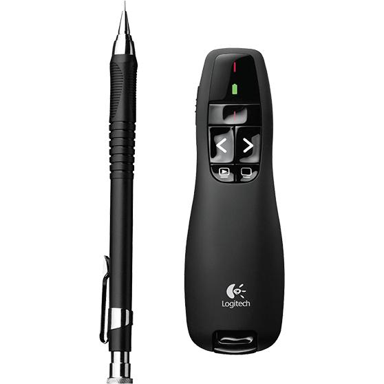 Presenter R400 wireless Black thumbnail
