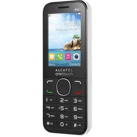 Telefon mobil Alcatel Tiger XL 2045X White