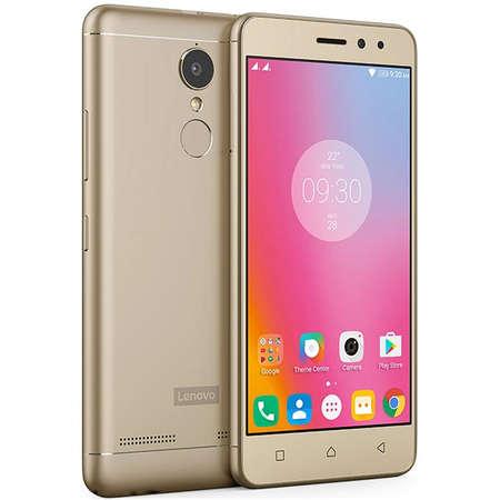 Smartphone Lenovo Vibe K6 Power Dual Sim 16GB 4G Gold
