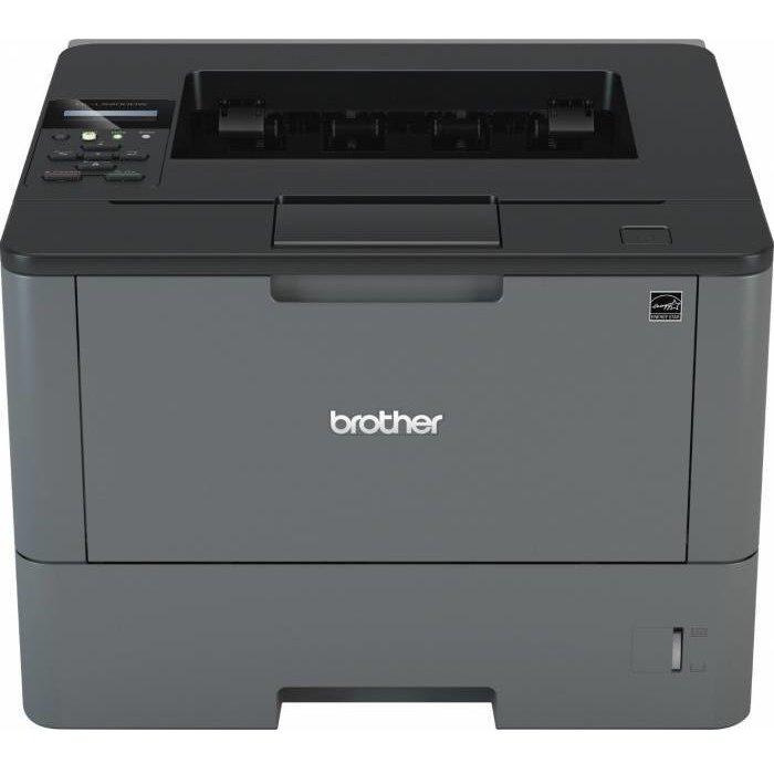 Imprimanta laser alb-negru HL-L5200DW A4 Duplex Retea Wireless WI-FI direct thumbnail