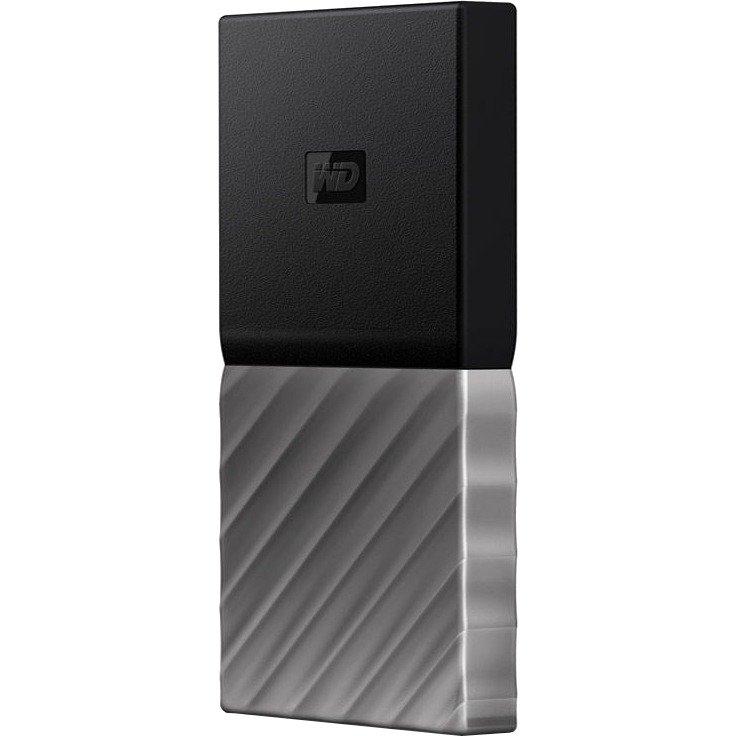 SSD Extern My Passport 512GB USB 3.1 Silver