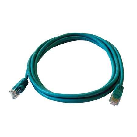 Cablu UTP ART OEM Patchcord Cat 5e 3m Verde
