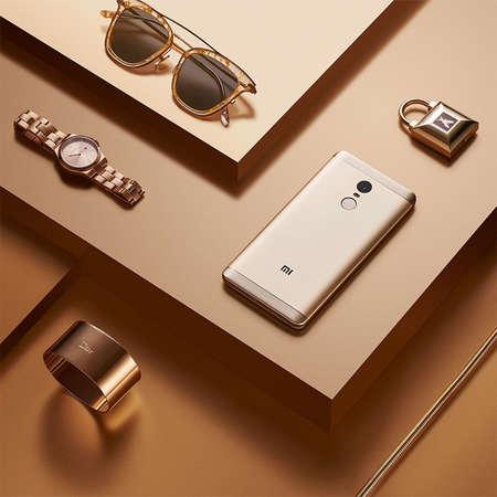 Smartphone Xiaomi Redmi Note 4X 16GB Dual Sim Gold