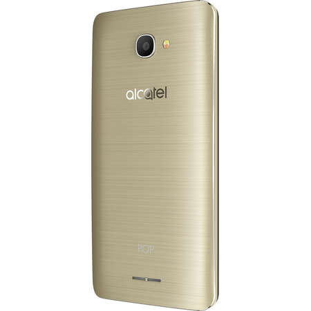 Smartphone Alcatel Pop 4 8GB Dual Sim 4G Gold