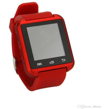 Smartwatch Rotech Bluetooth Watchinternational Red