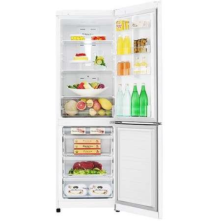 Combina frigorifica LG GBB39SWDZ 318L Clasa A++ Smart Diagnosis Alb