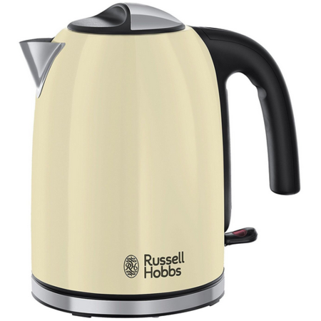 Fierbator Russel Hobbs 20415-70 Colours Plus Classic 2400W 1.7l Cream