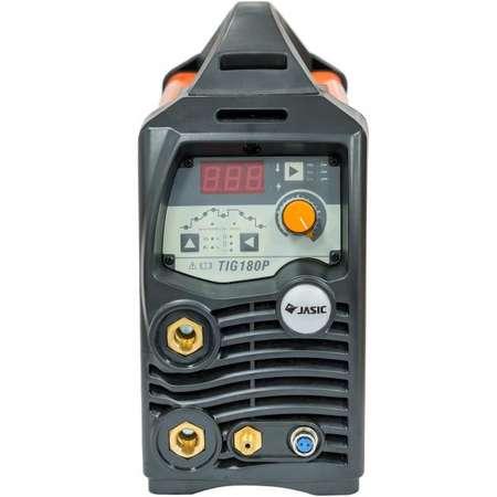 Aparat de sudura Jasic PRO TIG 180 Pulse TIG/WIG 230V Portocaliu