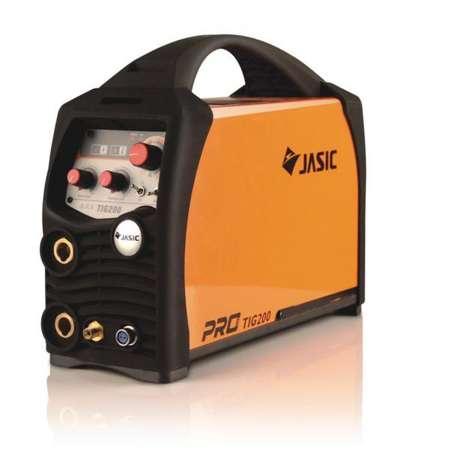 Aparat de sudura Jasic TIG 200  TIG/WIG 230V Portocaliu