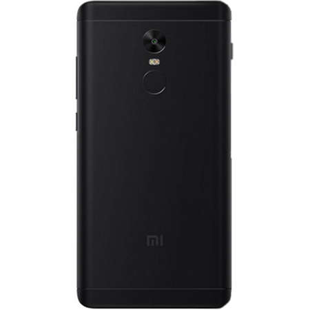 Smartphone Xiaomi Redmi Note 4X 64GB Dual Sim 4G Black WKL
