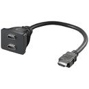 VA340-BU HDMI tata la 2 x HDMI mama