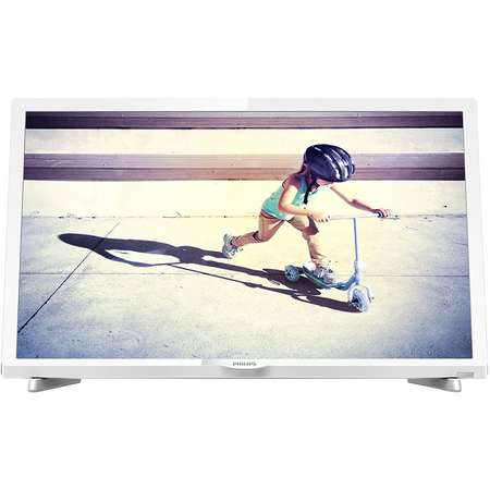 Televizor Philips 24PFS4032/12 Full HD 60cm Alb