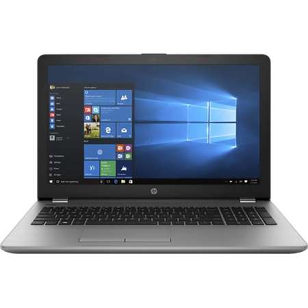 Laptop HP 250 G6 15.6 inch Full HD Intel Core i7-7500U 8GB DDR4 256GB SSD Windows 10 Pro Silver